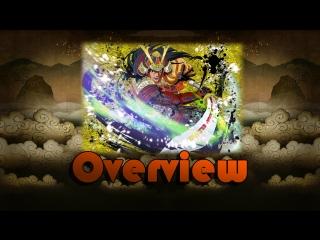 【Naruto Blazing】★6 Samurai Hashirama (Season) - Overview
