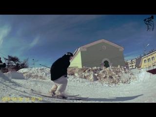 snowbattle 2018 magadan