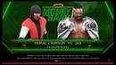 Ermac Crimson vs Jax WWE 2K19 CPU vs CPU