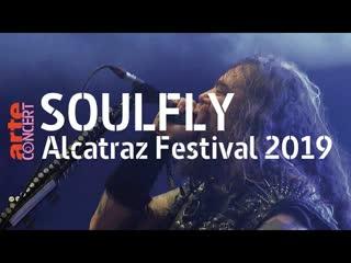 Soulfly - Live at Alcatraz Festival / 2019