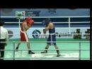 Middle 75kg Final Atoev UZB vs Pazziyev TKM 2012 AIBA Asian Olympic Qualifying Event