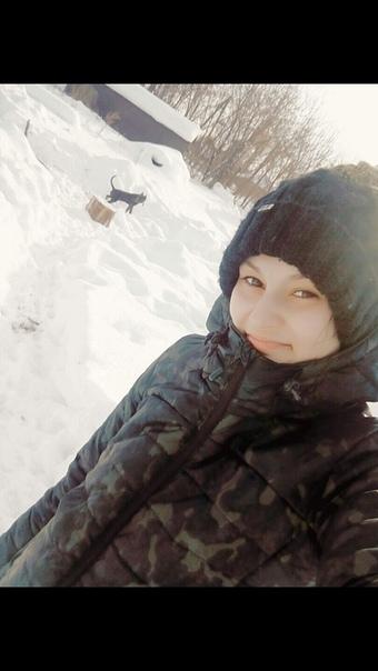 Пропала девушка! Ушла из дома 1 января была одета в вязаную шапку черн