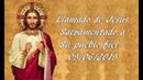 Llamado de Jesús Sacramentado a Su pueblo fiel - 09/06/2019