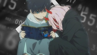 zero two x hiro || sad edit