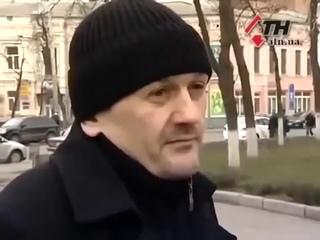 Харьковчанин Мы один народ, а никакой Украины никогда не было! Журналистка в шоке!