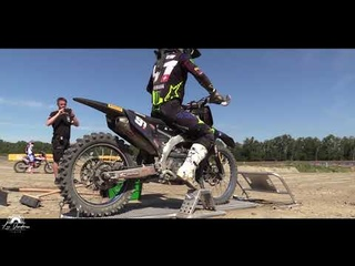 training mx gp , riders at Res  Axel  29/07/2020
