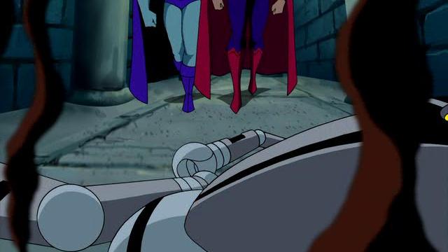 Лига Справедливости Без границ 1 сезон 12 серия