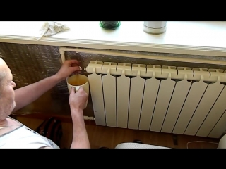 Как добавить скрутить секции радиатора, промывка батареи (алюминиевый радиатор отопления