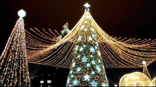Сказочное Рождество 2021 в Парке ВС РФ Патриот