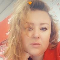 Фотография страницы Анастасии Вишневской ВКонтакте