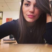 Аленка Дробыш фото со страницы ВКонтакте
