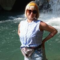 Фотография страницы Оксаны Гребенщиковой ВКонтакте