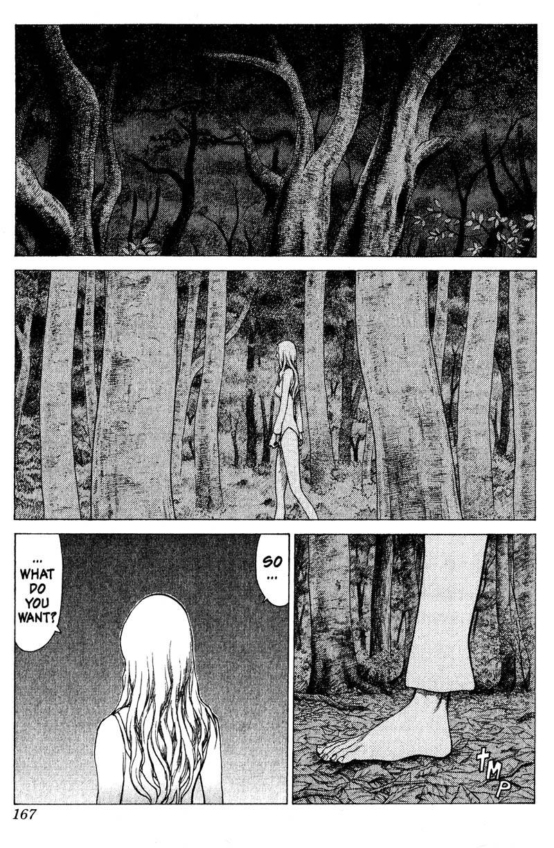 Claymore, Chapter 15, image #6