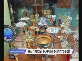 Турнир по спортивной гимнастике прошел накануне в Ленинске-Кузнецком