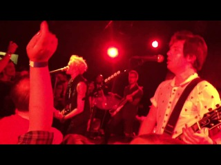 Deryck Whibley and the Happiness Machines - Walking Disaster Live at the Lyric Theatre July 7,2015