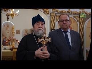 Митрополит Омский и Таврический Владимир посетил город Тара