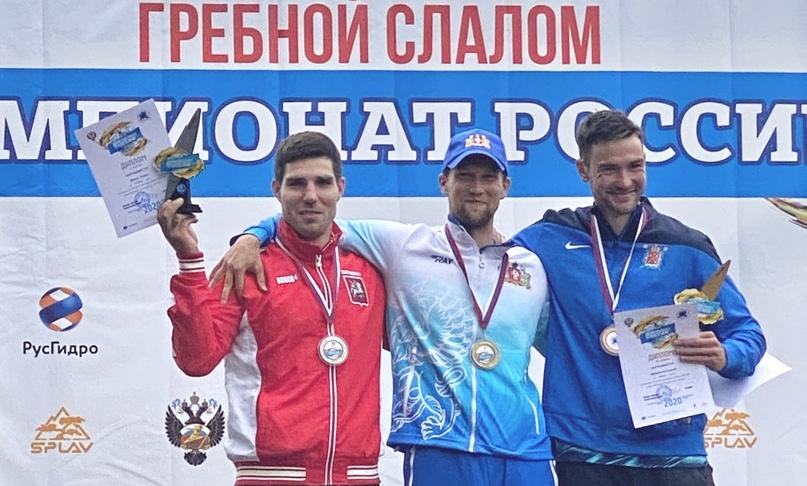 Никита Губенко — 1 место К-1Экстрим