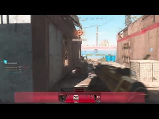 Nothing beats the HORRID ADS struggle more than never having to ADS. Modern Warfare