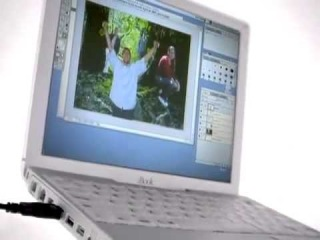 Apple iBook G3 introduction (2007)   History of apple