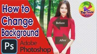 How to remove background in Photoshop CS6 in just 2 minutes   Ps Tutorials   Top Tutorial Video