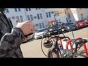 Электровелосипед Фэтбайк Самодельный fatbike 1000w 48v direct drive прямой привод Обзор