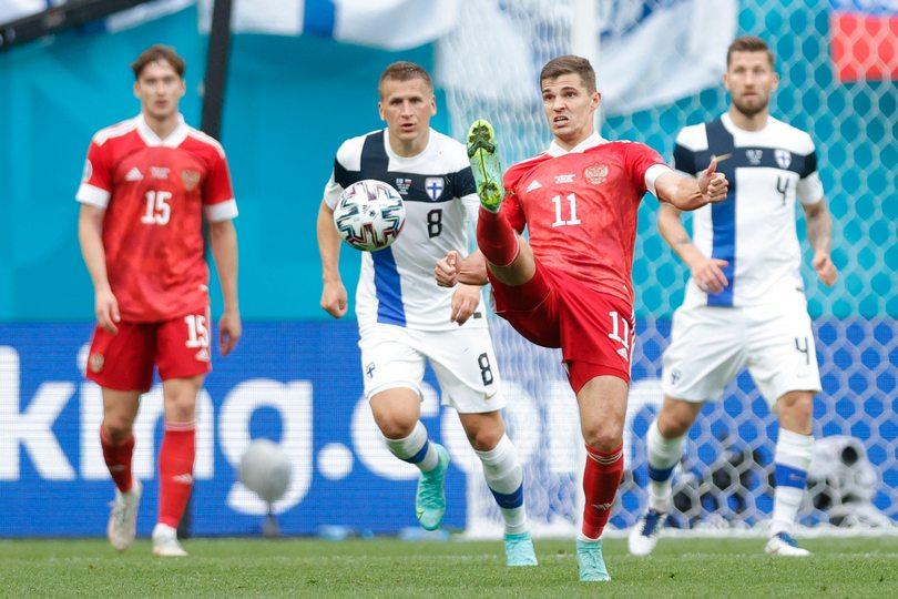 Роман Зобнин. Финляндия - Россия 0:1