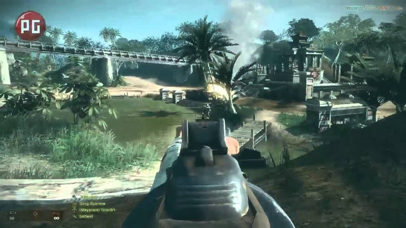 [PlayGround.ru] Battlefield: Bad Company 2 -- Vietnam. Видеообзор