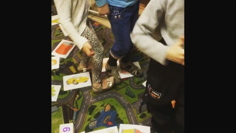 Английский с детками 5-6 лет