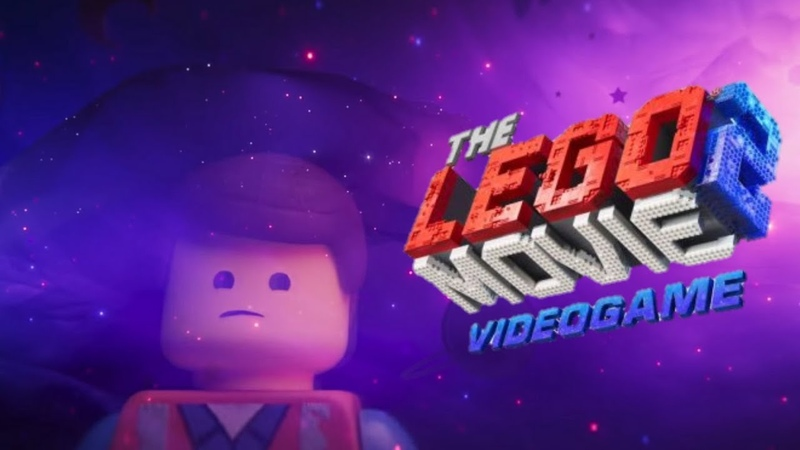ПОЯС АСТЕРОИДОВ 🪐 The Lego Movie 2 Videogame