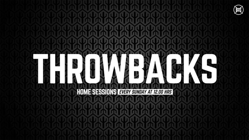 B2S Home Sessions Throwbacks Thrillogy