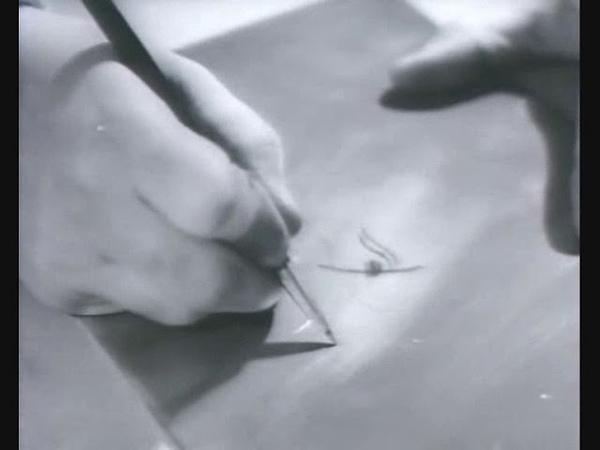 «Виды гравюры». Учебный фильм, 1982