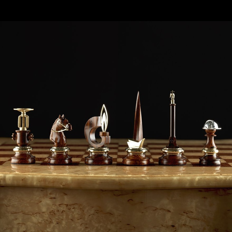 Продвижение шахмат и нард премиум-класса, изображение №4