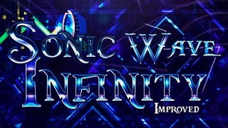Sonic Wave Infinity (Final Version) By APTeam & Riot | Geometry Dash