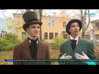 """""""Театр Улиц"""" в программе """"Утро в Петербурге"""""""