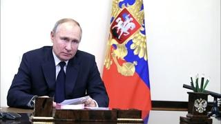 Путин предложил создать правила поведения государств в киберпространстве