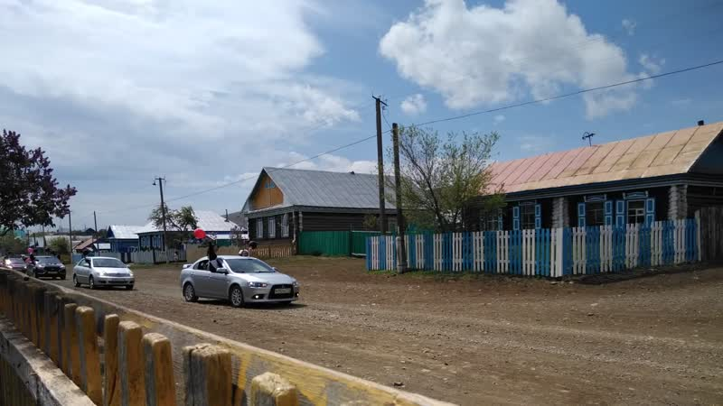 Мәхмүт ауылы, Тыныслыҡ урамы. 23 май 2019 йыл.