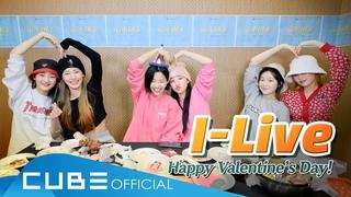[I-LIVE] So Sweet~ Happy Valentine's Day!